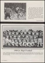 1981 Ezell Harding Christian High School Yearbook Page 70 & 71