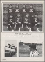 1981 Ezell Harding Christian High School Yearbook Page 76 & 77