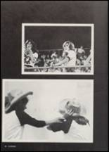 1981 Ezell Harding Christian High School Yearbook Page 84 & 85