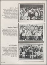 1981 Ezell Harding Christian High School Yearbook Page 98 & 99