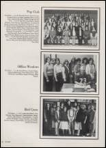 1981 Ezell Harding Christian High School Yearbook Page 100 & 101