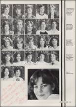1981 Ezell Harding Christian High School Yearbook Page 110 & 111