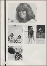 1981 Ezell Harding Christian High School Yearbook Page 112 & 113