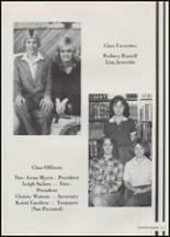 1981 Ezell Harding Christian High School Yearbook Page 116 & 117