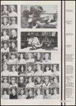 1981 Ezell Harding Christian High School Yearbook Page 124 & 125