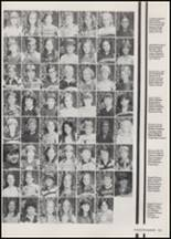 1981 Ezell Harding Christian High School Yearbook Page 128 & 129