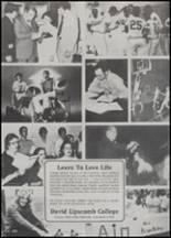 1981 Ezell Harding Christian High School Yearbook Page 136 & 137