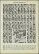 1947 Central High School Yearbook Page 28 & 29