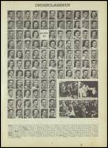 1947 Central High School Yearbook Page 30 & 31