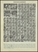 1947 Central High School Yearbook Page 32 & 33