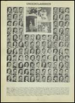 1947 Central High School Yearbook Page 34 & 35