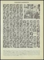 1947 Central High School Yearbook Page 36 & 37