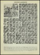 1947 Central High School Yearbook Page 38 & 39