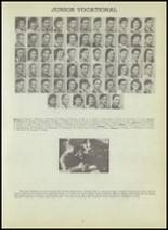 1947 Central High School Yearbook Page 40 & 41