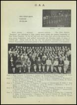 1947 Central High School Yearbook Page 50 & 51