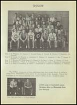 1947 Central High School Yearbook Page 54 & 55