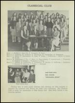 1947 Central High School Yearbook Page 56 & 57