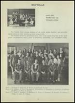 1947 Central High School Yearbook Page 60 & 61