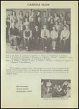 1947 Central High School Yearbook Page 62 & 63