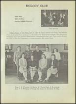 1947 Central High School Yearbook Page 64 & 65