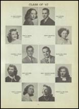 1947 Central High School Yearbook Page 102 & 103