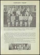 1947 Central High School Yearbook Page 112 & 113