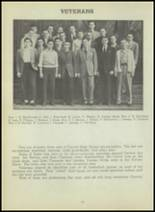 1947 Central High School Yearbook Page 114 & 115