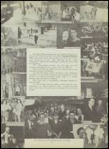 1947 Central High School Yearbook Page 124 & 125