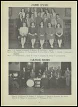 1947 Central High School Yearbook Page 128 & 129