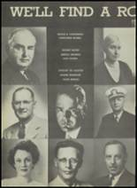 1947 Central High School Yearbook Page 132 & 133