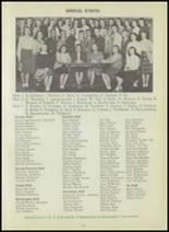 1947 Central High School Yearbook Page 140 & 141
