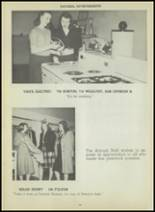 1947 Central High School Yearbook Page 148 & 149
