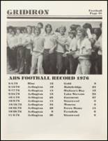 1977 Arlington High School Yearbook Page 24 & 25