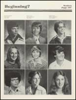 1977 Arlington High School Yearbook Page 110 & 111