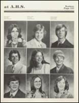 1977 Arlington High School Yearbook Page 114 & 115