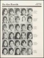 1977 Arlington High School Yearbook Page 126 & 127