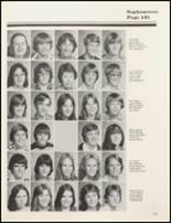 1977 Arlington High School Yearbook Page 134 & 135