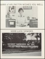 1977 Arlington High School Yearbook Page 158 & 159