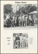 1977 Commerce High School Yearbook Page 12 & 13