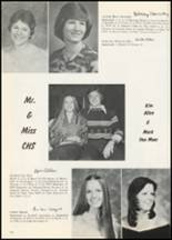 1977 Commerce High School Yearbook Page 14 & 15