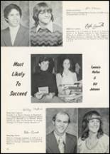 1977 Commerce High School Yearbook Page 16 & 17