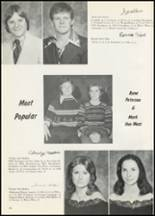 1977 Commerce High School Yearbook Page 18 & 19
