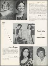1977 Commerce High School Yearbook Page 24 & 25
