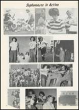 1977 Commerce High School Yearbook Page 36 & 37