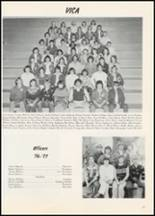 1977 Commerce High School Yearbook Page 40 & 41