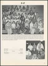 1977 Commerce High School Yearbook Page 42 & 43