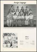 1977 Commerce High School Yearbook Page 44 & 45
