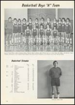 1977 Commerce High School Yearbook Page 54 & 55