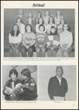 1977 Commerce High School Yearbook Page 56 & 57
