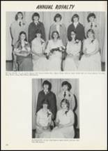 1977 Commerce High School Yearbook Page 72 & 73